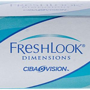 Alcon FreshLook Dimensions UV (6db) /doboz